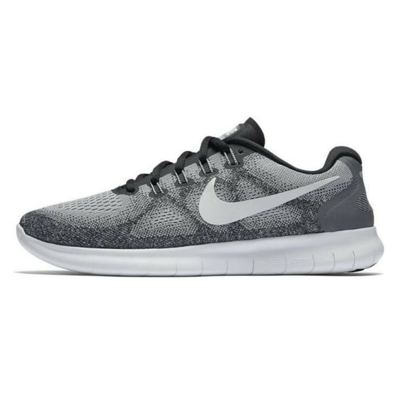 f0157bd95e Nike Shoes | New Free Rn 2017 Men Running Shoe Wolf Grey | Poshmark